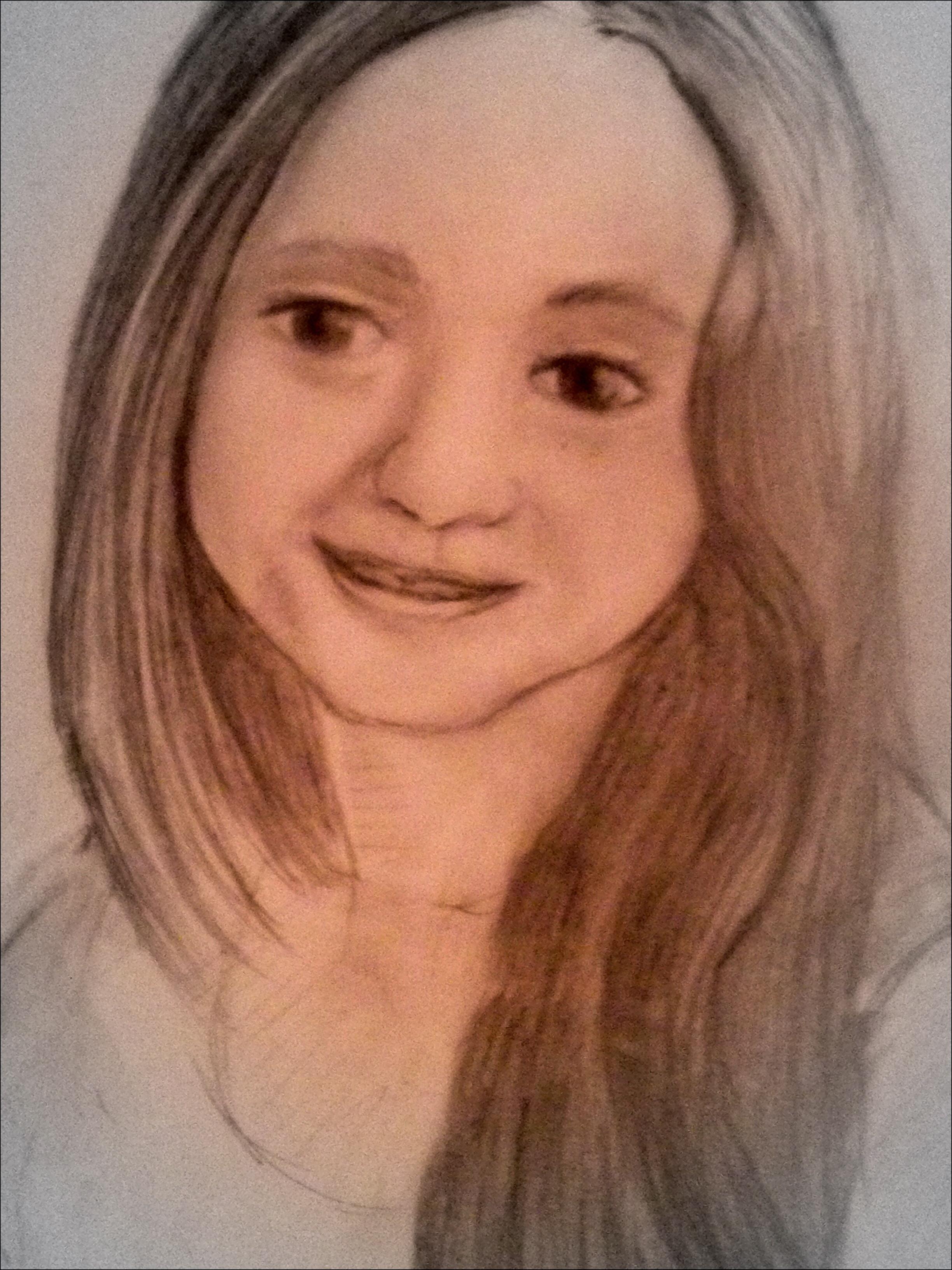 Portrait of Cynthia